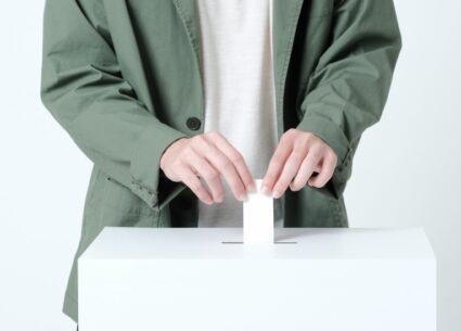 選挙権は満18歳以上